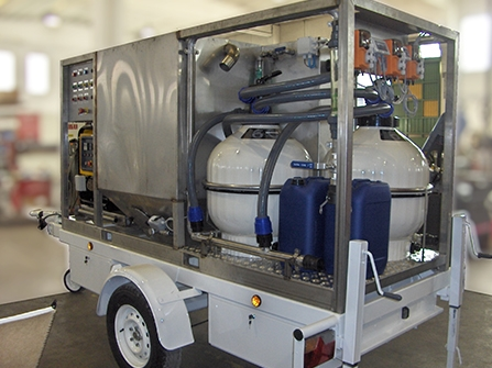 Compact Water Treatment
